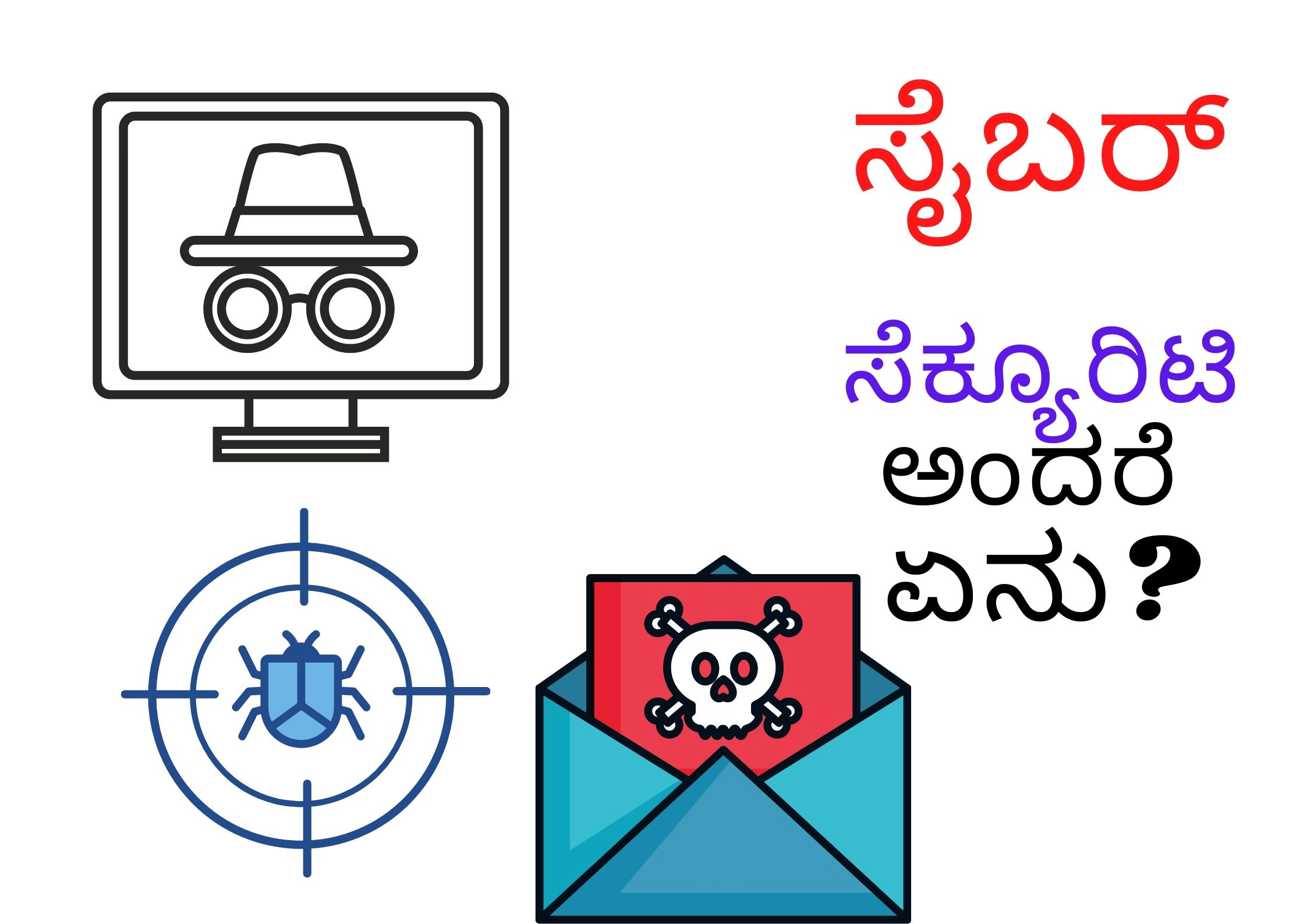 What is Cyber Security In Kannada