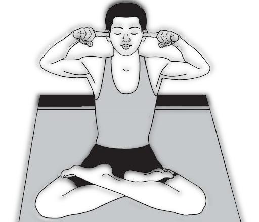 Bhramabari Position